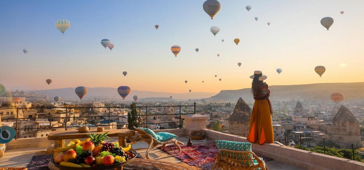 Авиатур «МЕГАтур, Стамбул + Каппадокия»
