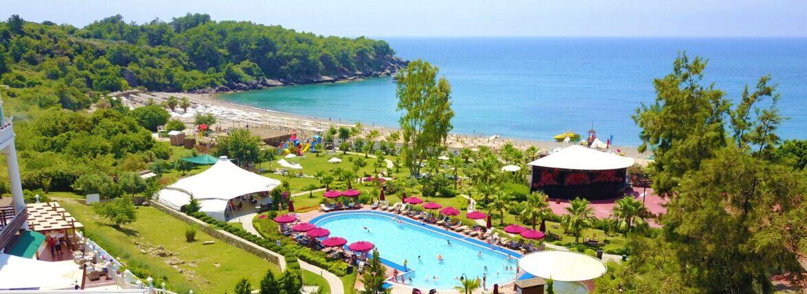 Justiniano Deluxe Resort5*