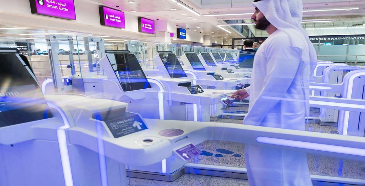 Ваше лицо - это ваш паспорт в Дубае!