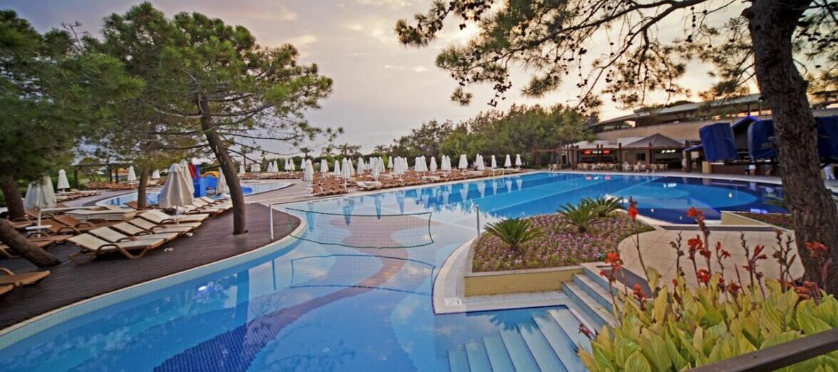 Sueno Hotels Beach Side5*