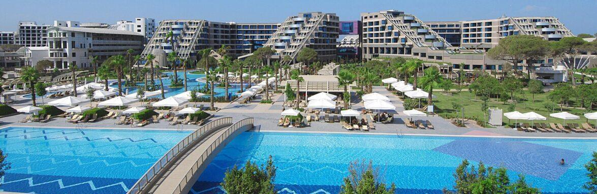 Susesi Luxury Resort5*