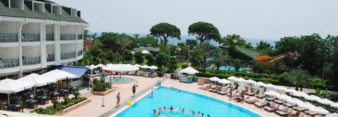 Zena Resort Hotel5*