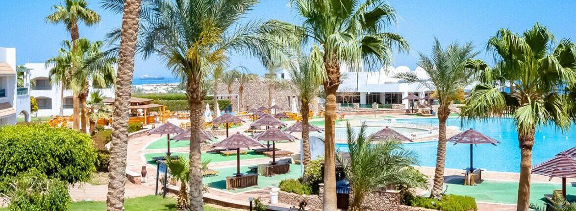 Coral Beach Resort Montazah 4*