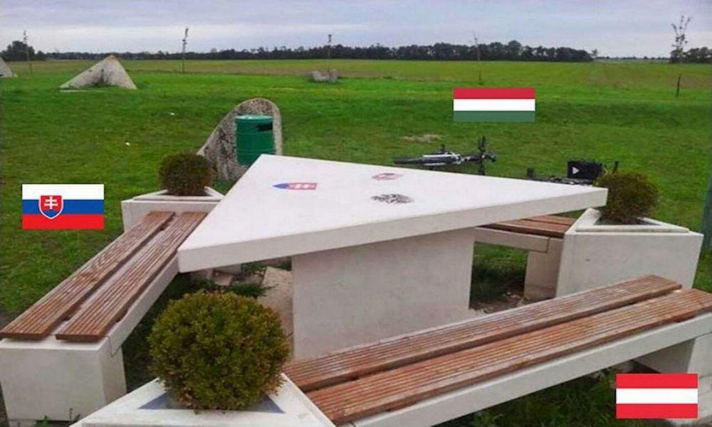 16 необычных границ между государствами